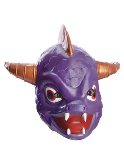 Spyro Skylanders Giants vinyl mask for Kids