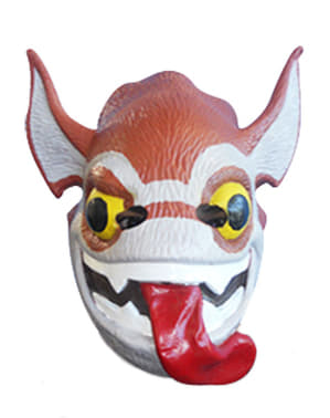 Máscara de Trigger Happy Skylanders Giants de vinilo para niño