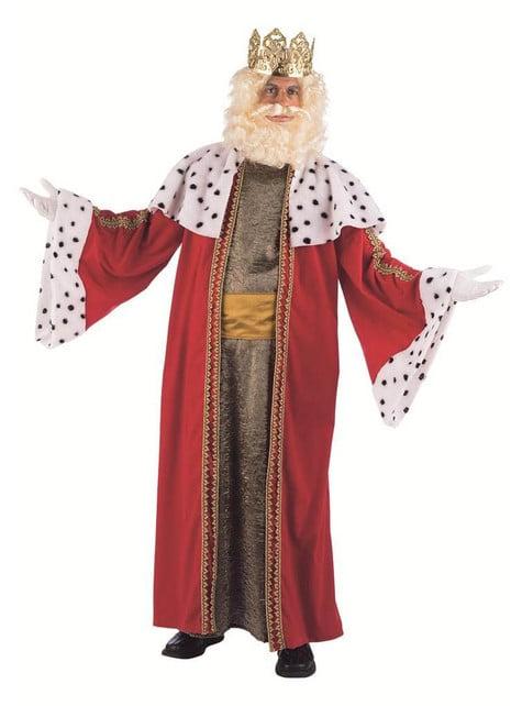 Three Kings Melchor Adult Costume