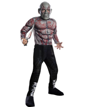Drax the Destroyer Guardians of the Galaxy costume for Kids