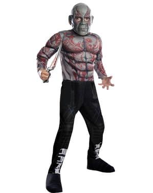 Fato de Drax O Destruidor Guardiões da Galáxia para menino
