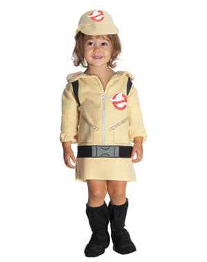 Kvinnlig Ghostbusters Maskeraddräkt Baby