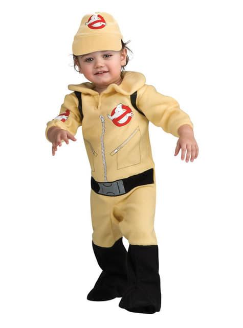 Boy Kostüm für Babys Geisterjäger