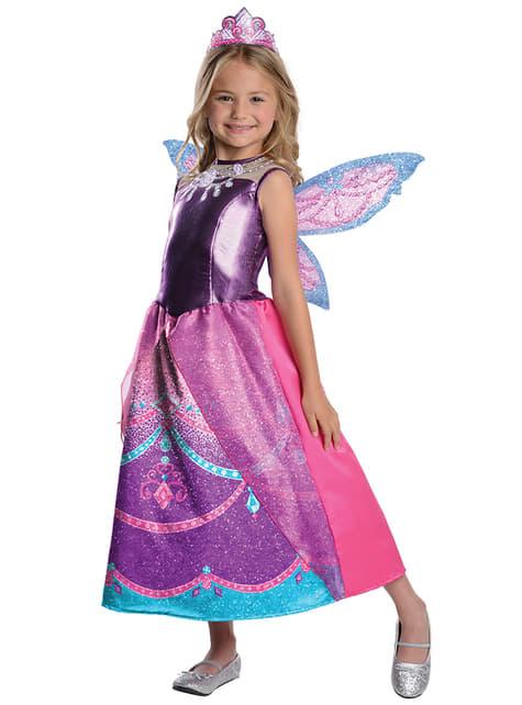 Disfraz de Barbie Catania para niña