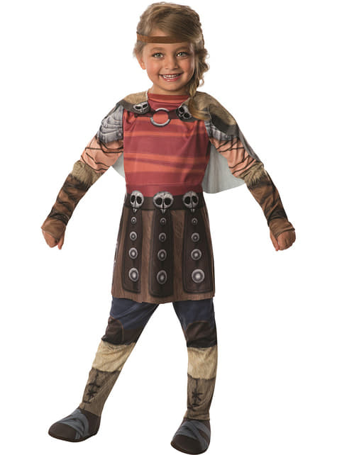Astrid How to Train your Dragon 2 costume for Kids