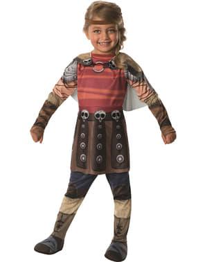 Costume da Astrid Dragon Trainer 2 per bambina