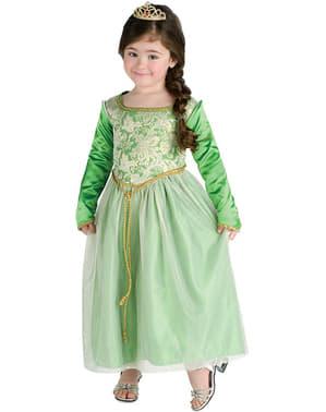 Costum Fiona Shrek 3 pentru fată