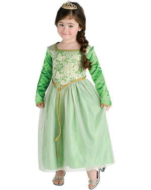 Fiona Shrek the Third costume for a girl