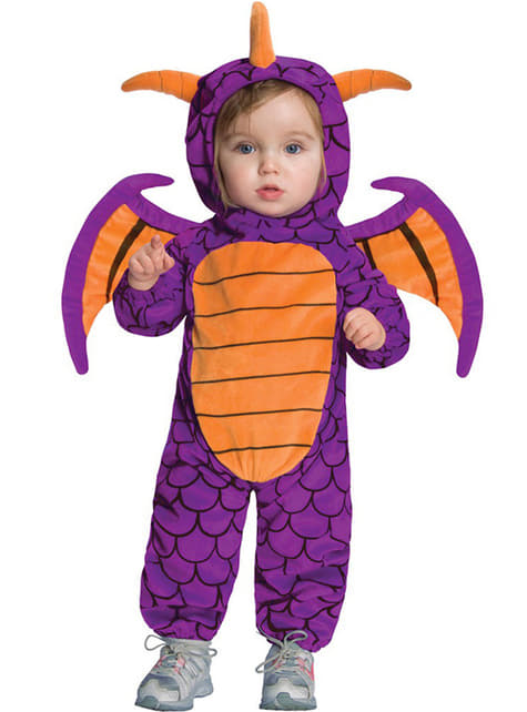 תחפושת ג'איינטס Skylanders Spyro עבור ילד