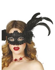 38b0175f35b69 Mascaras venecianas y antifaces carnaval