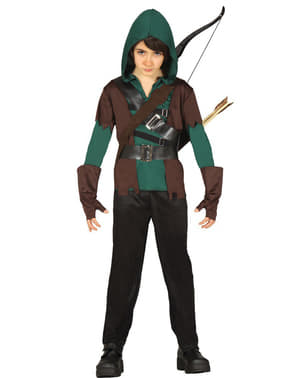 Kids Archer Costume