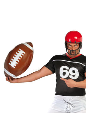 Ballon gonflable football américain