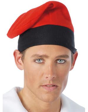 Katalánská baret pro dospělé