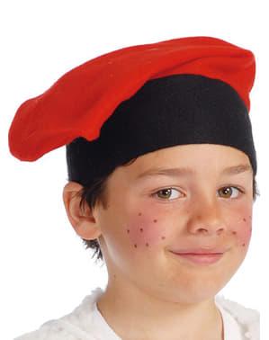 Dětský katalánský baret