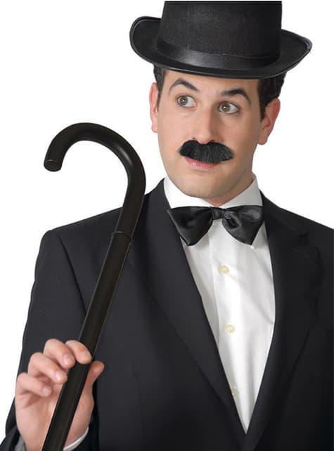 Fekete Charlie Chaplin Sétabot