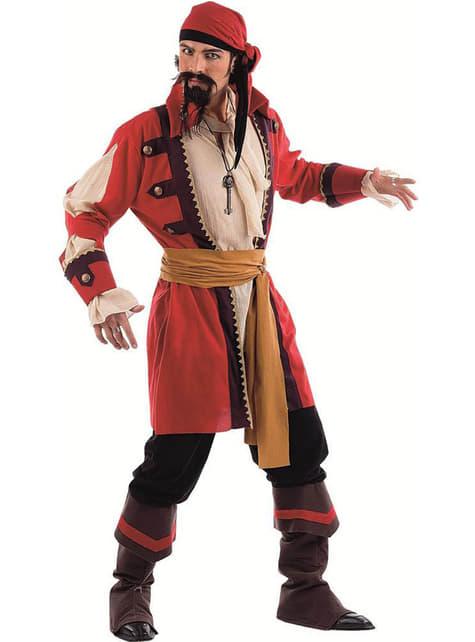 Disfraz de pirata bárbaro