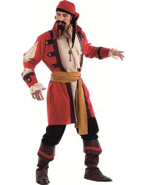 Костюм жорсткого пірата для дорослих
