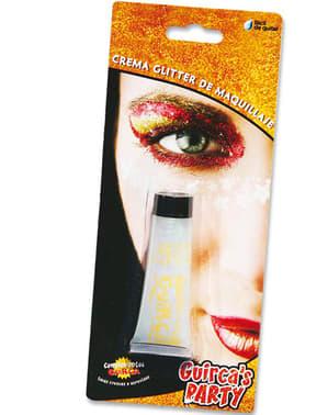 Tubka z make up'em Glitter tęczowy 20cc.