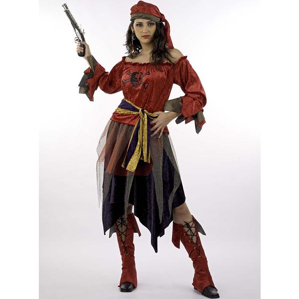 De Jake El Pirata Con Botas Disfraz Infantil En El Pais De Nunca Jamas