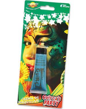 Maquillage en tube giter bleu foncé 20cc