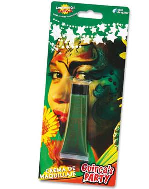 Groen glitter make-up tube 20 cc.