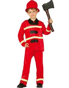 Feuerwehrmann Kostume Und Accessoires Funidelia