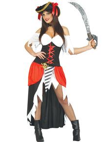 Disfraces De Piratas Originales Funidelia - Maquillaje-de-pirata-para-mujer
