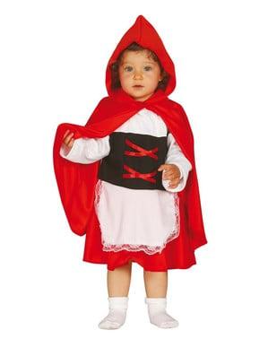 Disfraz de Caperucita Capa Larga para bebé