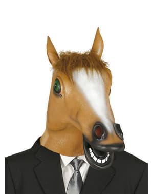 Маска на кон