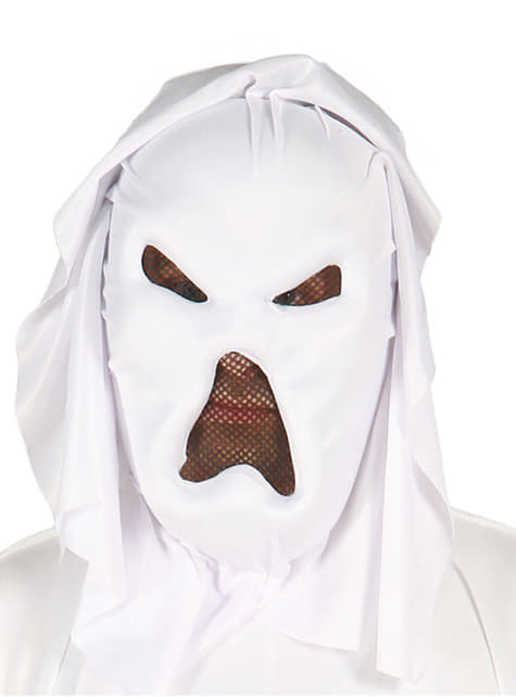 Ghost Mask with Netting