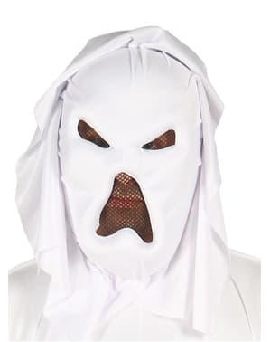 Máscara de Fantasma con rejilla