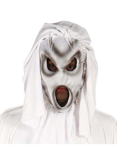 Dunkle Gespenst Maske
