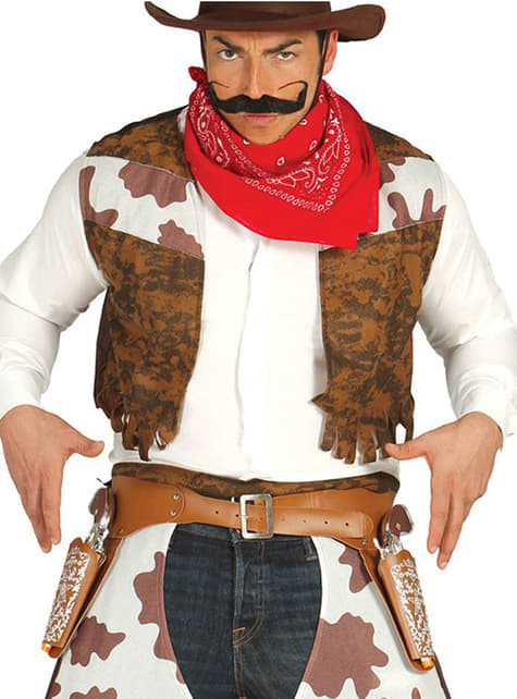 Double Holster with Pistols