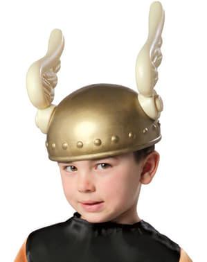 Viking helmet with wings