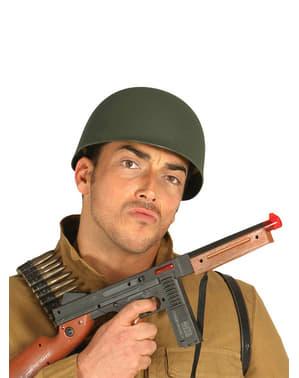 Přilba vojáka americké armády