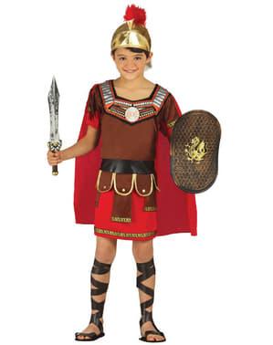 Barne Romersk Centurion Kostyme