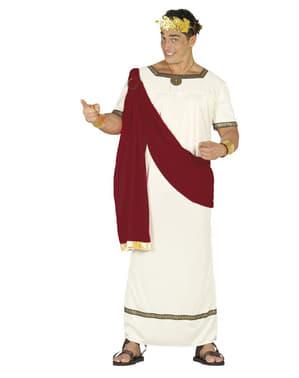 Augustus Caesar Kostyme Menn