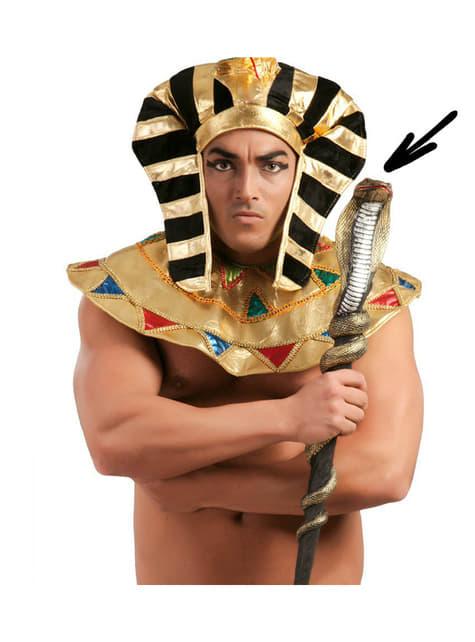 Cetro de Serpiente Egipcia