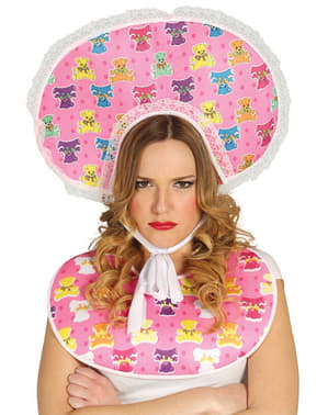 Kit de Accesorios Baby rosa para mujer