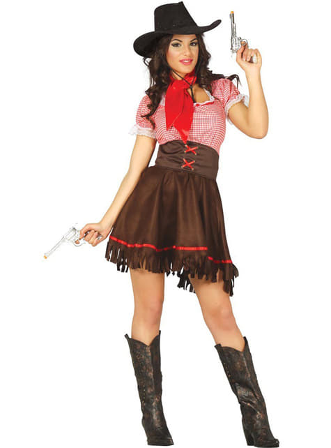 Sexy Cow Girl Costume for women