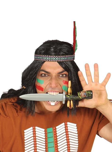 アパッチインディアンナイフ