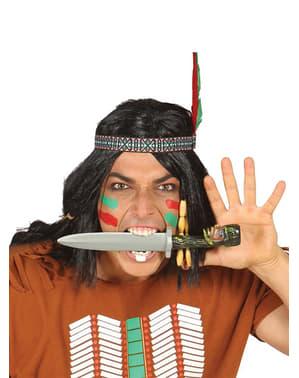 Apassi- intiaaniveitsi