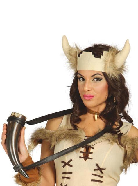 Viking Horn Goblet