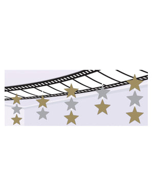 Ceiling decoration Stars and Film