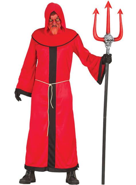 Disfraz de Demonio Rojo para hombre