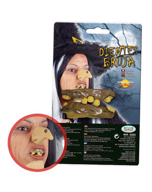 Witch False Teeth