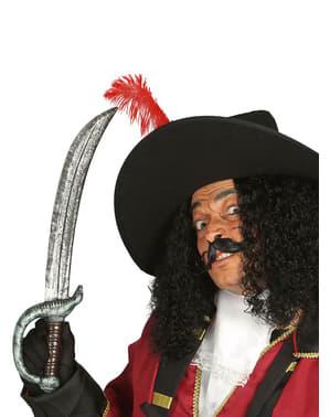 Buet pirat sverd