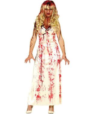Moordenaar kostuum voor vrouwen