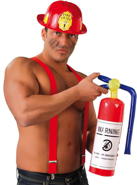 Extintor Hinchable de Bombero