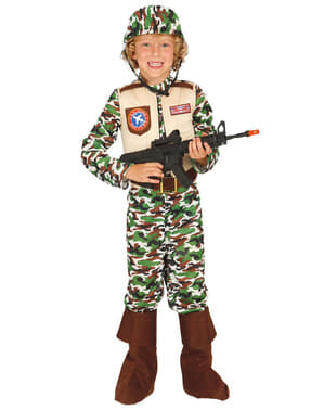 Kids US Special Forces Costume